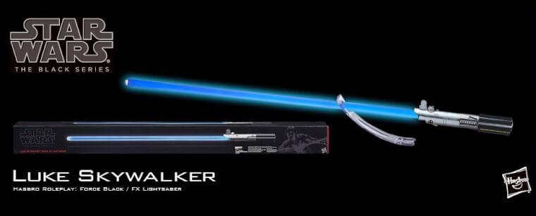 フォースブラック FXライトセーバー ルーク・スカイウォーカー