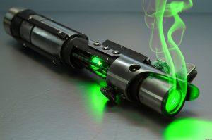 ライトセーバー(緑)