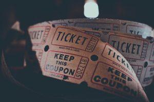 割引チケットのイメージ